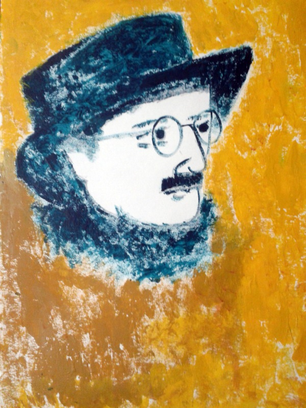 James Joyce, Monalisa, 2012