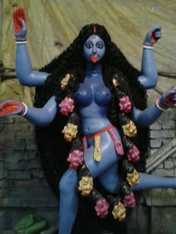 The Dance of Kali: Micro-cosmic Space-Time Evolution