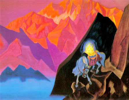 The Treasure of the World-Chintamani, Nicholas Roerich