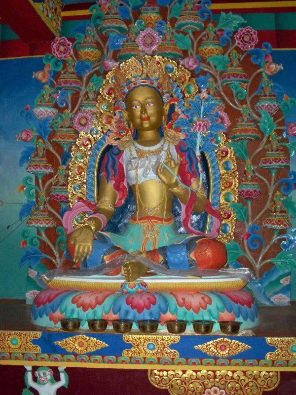 Goddess Tara, the Compassionate one, Kulu, India