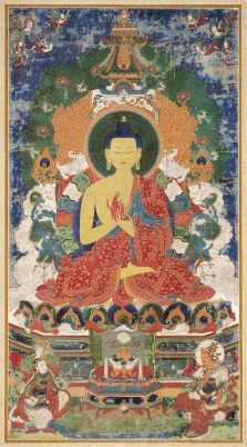 Sakyamuni/Vairochana Buddha, Denman Waldo Ross Collection