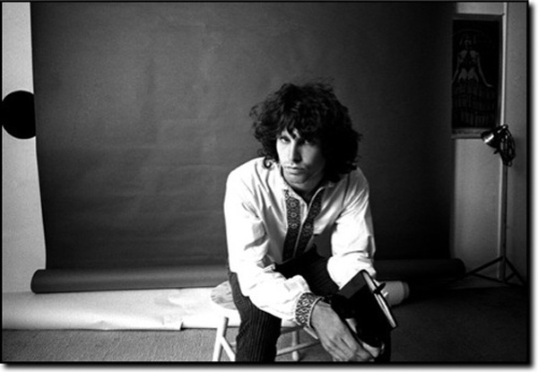 Jim Morrison: Pages of the White Book/Children of the Eternity