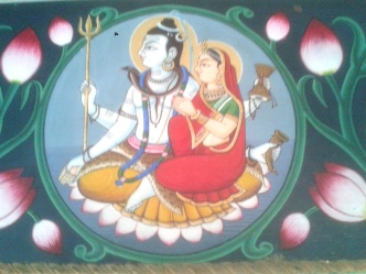 Lord Shiva and Sri Parvati Maa