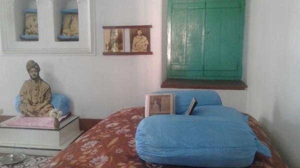 Swami Vivekananda room in Antpur